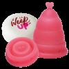 Coupe Menstruelle - Rose